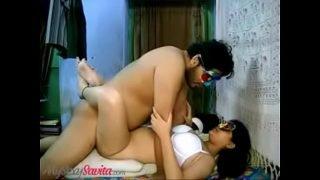 Chubby slut savita bhabhi likes it when he s rough