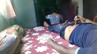 Dick flash on real indian maid