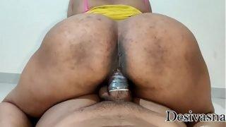 Hot Bhabhi Riding Lover Dick
