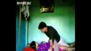 Indian Bangla village bhabhi sex with devar at bedroom – Wowmoyback